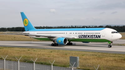UK67005 - Boeing 767-33P(ER) - Uzbekistan Airways