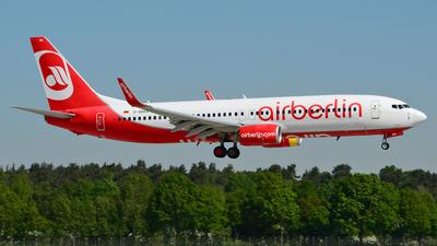D-ABKN - Boeing 737-86J - TUIfly