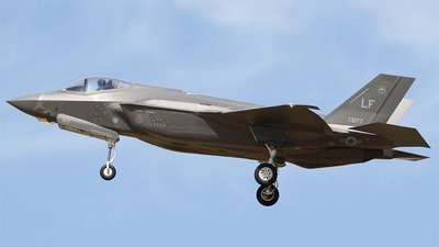 15-5177 - Lockheed Martin F-35A Lightning II - United States - US Air Force (USAF)