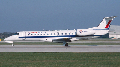 SE-RAB - Embraer ERJ-135LR - Eastern Airways