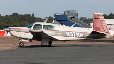 N97NM - Mooney M20K - Private