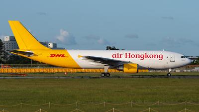 A picture of BLDA - Airbus A3004F605R - Air Hong Kong - © Yuto Kiuchi