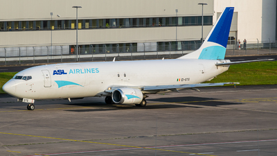 EI-STS - Boeing 737-48E(SF) - ASL Airlines
