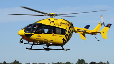 D-HWVS - Eurocopter EC 145 - ADAC Luftrettung