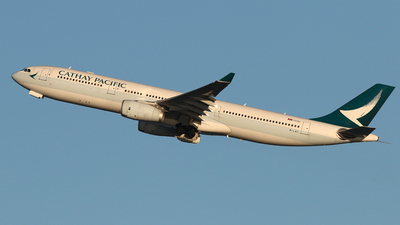 B-LAC - Airbus A330-343 - Cathay Pacific Airways
