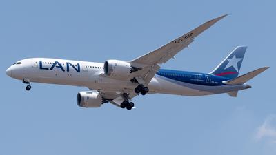 CC-BGI - Boeing 787-9 Dreamliner - LAN Airlines