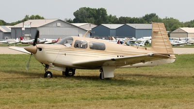 N7LU - Mooney M20J - Private