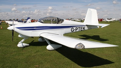 G-PTEK - Vans RV-9A - Private