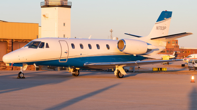 N703P - Cessna 560XL Citation Excel - Private
