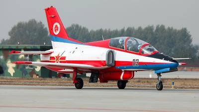 03 - Hongdu K-8 Karakorum - China - Air Force