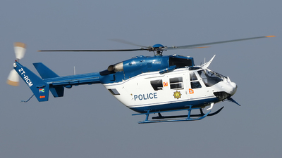ZT-RCM - Eurocopter BK117C-1 - South Africa - Police