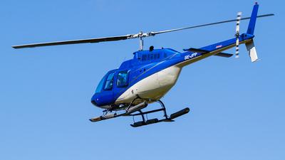 SE-JPP - Bell 206B JetRanger III - Roslagens Helikopterflyg