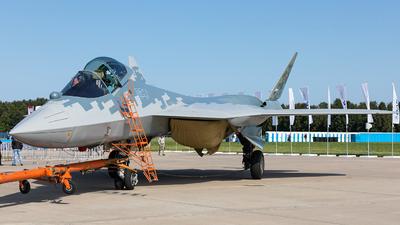 057 - Sukhoi T-50 - Sukhoi Design Bureau