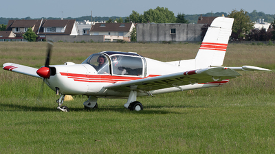 F-BMVS - Morane-Saulnier MS-892A Rallye 150 - Private