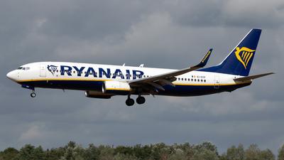 A picture of EIDYF - Boeing 7378AS - Ryanair - © PAUL LINK
