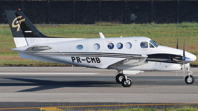 PR-CMB - Beechcraft C90GT King Air - Private