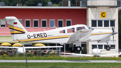 D-EMED - Piper PA-28RT-201T Turbo Arrow IV - Private