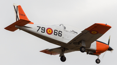 E.26-19 - Enaer T-35 Tamiz - Spain - Air Force