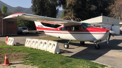 CC-PES - Cessna T210N Turbo Centurion II - Private