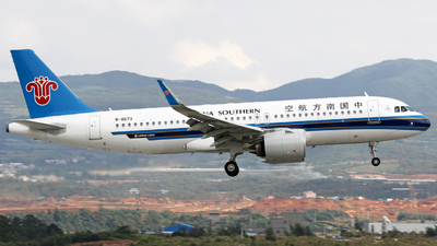 B-8673 - Airbus A320-271N - China Southern Airlines