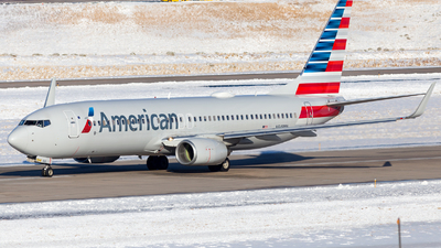 A picture of N849NN - Boeing 737823 - American Airlines - © HA-KLS