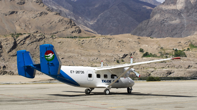 EY-28736 - PZL-Mielec An-28 - Tajik Air