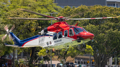 VH-EZJ - Agusta-Westland AW-139 - Australia - Queensland Government