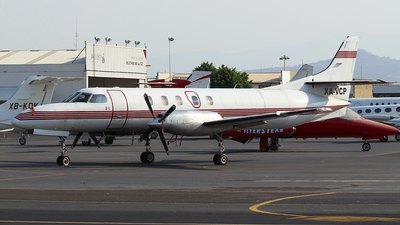 XA-VCP - Fairchild SA227-AC Metro III - Private