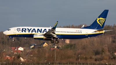 9H-QCH - Boeing 737-8AS - Malta Air (Ryanair)