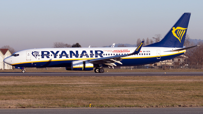 9H-QCN - Boeing 737-8AS - Ryanair (Malta Air)