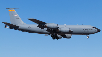 62-3550 - Boeing KC-135R Stratotanker - United States - US Air Force (USAF)