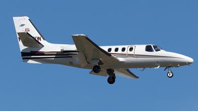 N428WW - Cessna 500 Citation I - Texas A&M University