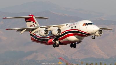 A picture of N839AC - Avro RJ85 - [E2270] - © Alex Crail