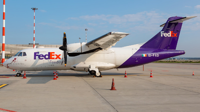 EI-FXD - ATR 42-300(F) - FedEx Feeder (ASL Airlines)
