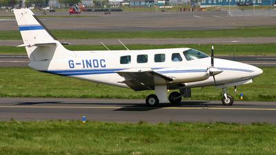 G-INDC - Cessna T303 Crusader - Private
