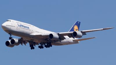 D-ABYC - Boeing 747-830 - Lufthansa