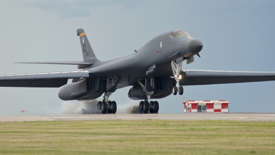 86-0093 - Rockwell B-1B Lancer - United States - US Air Force (USAF)
