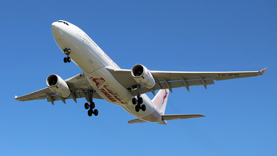 TS-IFM - Airbus A330-243 - Tunisair