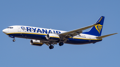 EI-FRC - Boeing 737-8AS - Ryanair