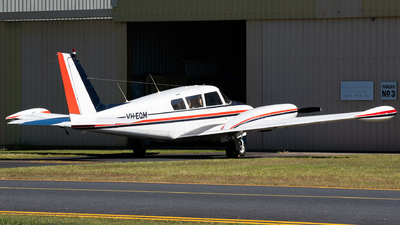 VH-EQM - Piper PA-30-160 Twin Comanche B - Private