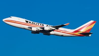 N705CK - Boeing 747-4B5F(SCD) - Kalitta Air