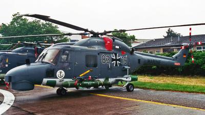 83-19 - Westland Sea Lynx Mk.88A - Germany - Navy