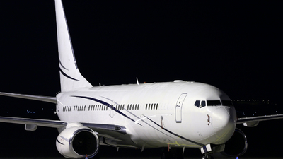 T7-GSA - Boeing 737-8JM(BBJ2) - Private