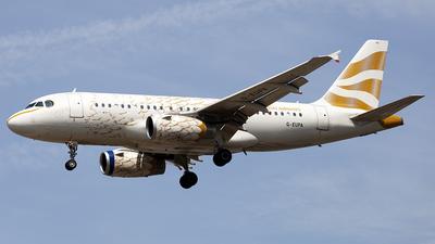 G-EUPA - Airbus A319-131 - British Airways
