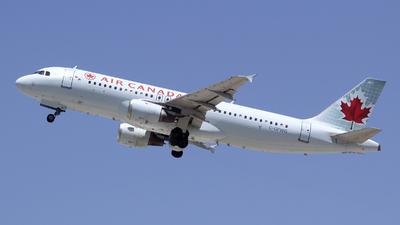 C-GPWG - Airbus A320-211 - Air Canada