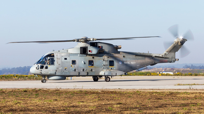 ZH853 - Agusta-Westland Merlin HM.1 - United Kingdom - Royal Navy