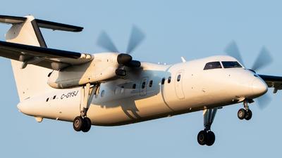 A picture of CGYSJ - De Havilland Canada Dash 8100 - Central Mountain Air - © CJMAviation