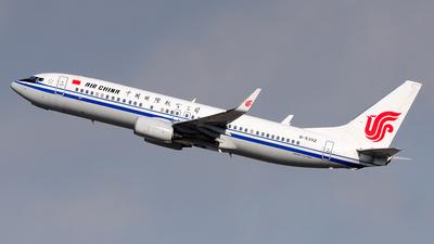 B-5392 - Boeing 737-89L - Air China