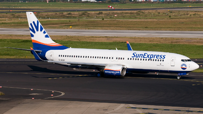 D-ASXF - Boeing 737-8AS - SunExpress Germany