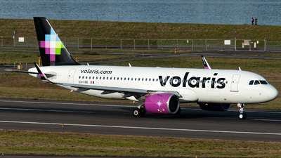 A picture of XAVRE - Airbus A320271N - Volaris - © Russell Hill